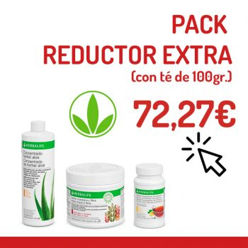 PACK REDUCTOR EXTRA HERBALIFE