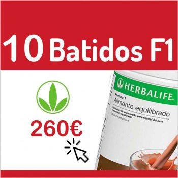 Pack de Batidos Herbalife