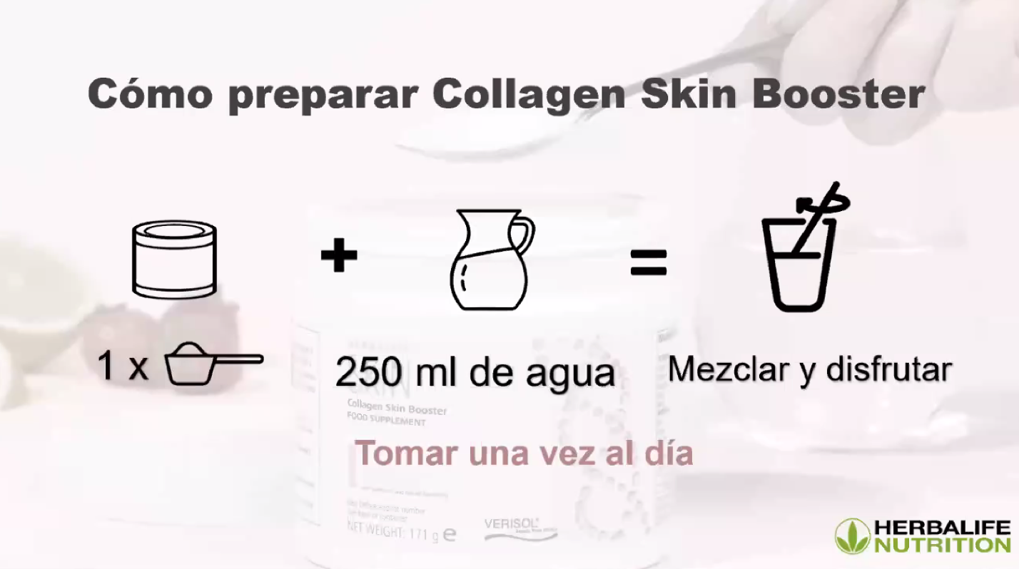 Cómo preparar Collagen Skin Booster