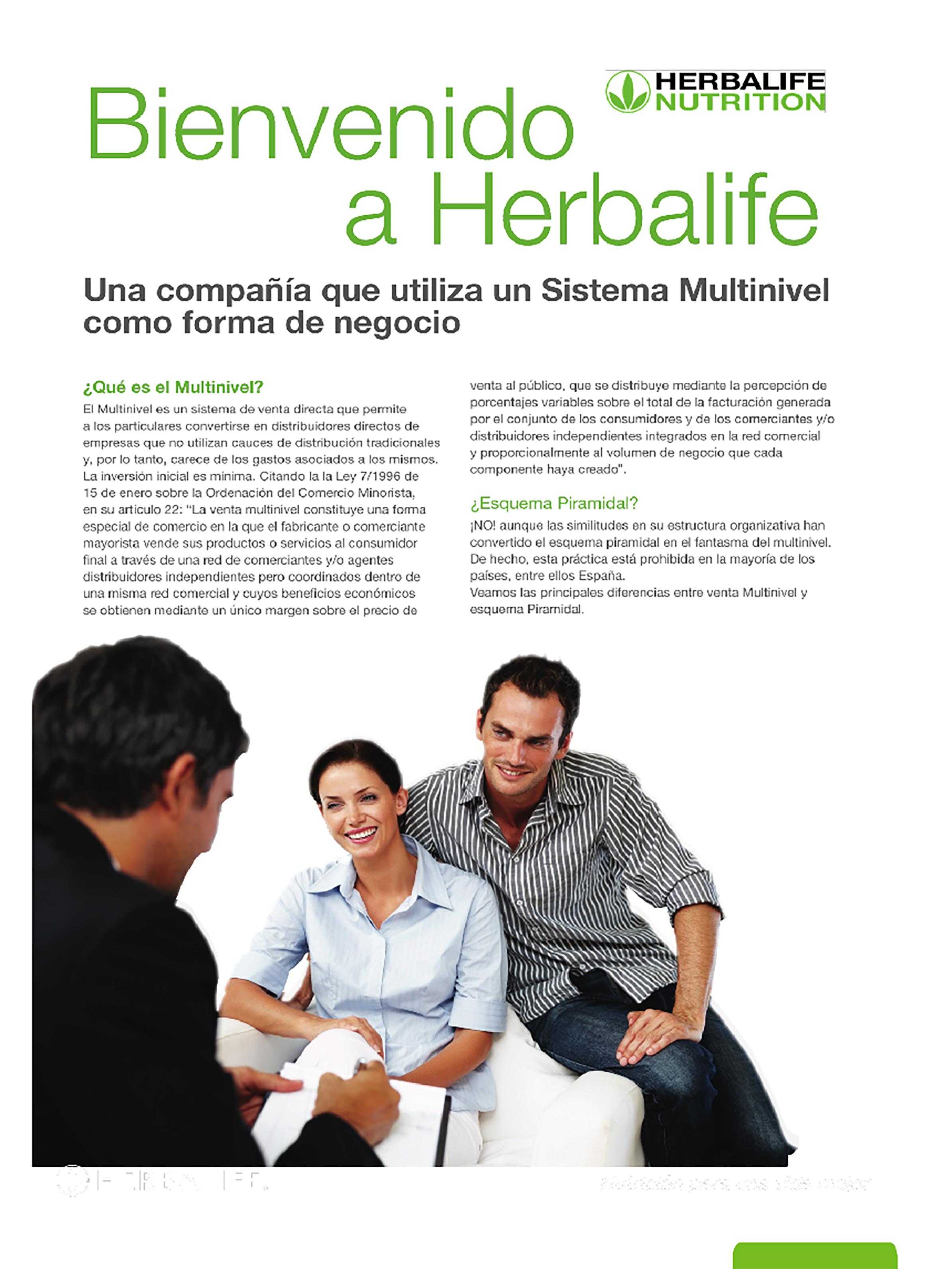 Multinivel Herbalife