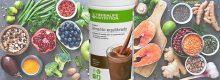 Nutrientes batido fórmula 1 Herbalife