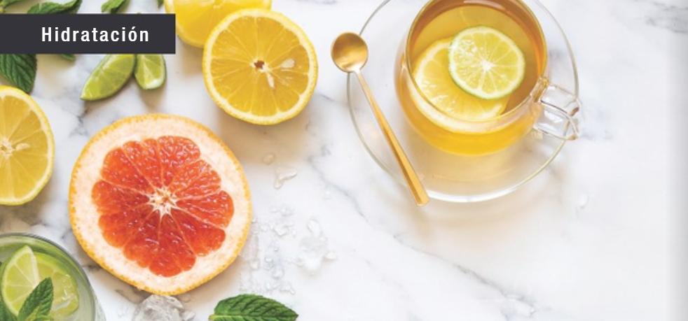 hidratación Herbalife