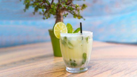 té herbalife con hielo para el verano